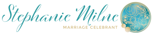 Port Douglas Marriage Celebrant Stephanie Milne Logo
